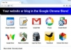 get your website onto the Google Chrome application store and bring more exposure to your website