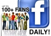 show you how to get up to 100 Facebook page fans DAILY