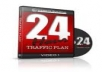 Offer you 24 hour traffic plan in audio mp3