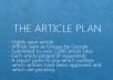 highly spin an article for you and submit to 1000 article directories