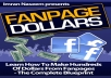 show you how to get thousands of fans on your Facebook Fanpages and how to profit from fanpages