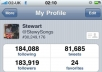 tweet anything you like on Twitter to my 184,000 followers