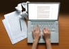 create unique article or content of any topic of around  500 words and submit it top 10 article directories