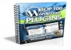 offer you  top 100 word press plugins