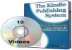 Offer video tutorials to learn to become a kindle publisher in minutes