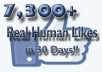 show u How to Get Over 7,300 FB Fanpage Fans or Facebook Fan Page Likes in under 20 Days