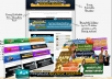 give 5 Premium Review Themes, 5 Header PSD,5 IMBolt Themes To Skyrocket Your Blog to Earn Cash