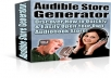 Sell You Audible Store Generator With PLR