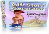 Sell You Gift Store Generator With PLR