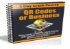 Sell You Qr Codes For Business With PLR