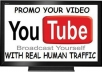 Deliver 20,000 VIDEO Views, 200+ Likes, 100+ Subs, 50+ Favs & 30 Comments to Your Youtube Video