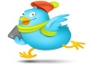 promote your link to my 27,000 followers on Twitter 5x a day for 5 days