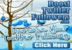 Add 2000 Real TWITTER followers or 700 facebook likes to your account