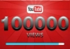 ADD 100,000+ UNIQUE VIEWS TO YOUR YOUTUBE VIDEO in 9 DAYS