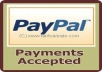 Hi,I will send you List Of 200 Direct Paypal Payment Programs In PDF.Promote Affiliate Programs That Pay Directly To Your Paypal Account.Its   easier than waiting for commission checks if you need cas