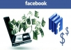 give 19 ways to earn money on Facebook