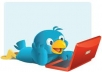 tweet your message to my 30,000 Twitter followers 3 times a day for a solid week