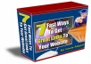 7 Fast Ways To Get Great Links To Your Website 7zs