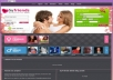 create a fully operational Dating website for you