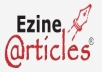 write a ezine/goarticles article