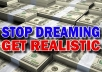 Show You The Most REALISTIC Method Ever And The Easiest Way To Get Rich Online