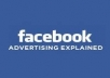 give you ebook with show How Facebook Advertising Works