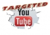 teach you how to get Massive amounts of laser targeted traffic from Youtube and fast