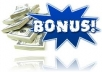 give you a bundle: software for creating traffic + earning extra cash