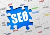 teach and give u seo package including ebook tutorial seo and seo tools