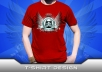design and custom image for your T shirt