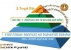 build eminent backlink pyramid with 5000 profiles links, links are all from completely different domains and concerning ninety p.c are dofollow