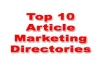 submit your article to prime ten article directories