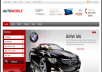setup a full featured car-dealer website for you