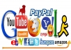 show you how to earn REAL money from Internet sites you already use