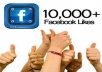 add 9900 plus Facebook Fans or likes to your fb page without admin access