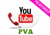 teach you How to Create Unlimited PVA YouTube Accounts Without Using Phone