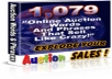 Gift You 1,079 Online Auction Words And Phrases That Sell Like Crazy! with Many Bonus
