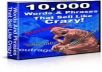 Gift You 10,000 Words & Phrases That Sell Like CRAZY! with Many Bonus