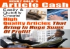 Gift You Article Cash with Master resell Right