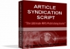 Gift You Article Syndication Script  with Many Bonus
