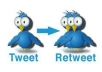 give u 50+ totally ORGANIC RETWEETS from 100 percent REAL HUMAN USERS with HUGE TWITTER FOLLOWINGS