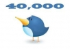 add 37000 TWITTER FOLLOWERS to any account