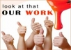 do all types of work mentioned below