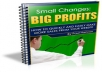 Give you Small Changes for Big Profits
