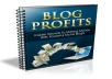 show you how to create,optmize and monetize your blog for profits