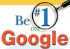 show you how to rank any website number 1 in google with a proven method
