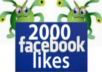get you 2000 Real Facebook Fans To Your Page
