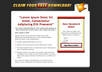 design You A Custom Squeeze Page Template in Photoshop