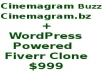 give you Cinemagram Buzz + fiverr clone website