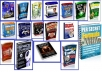 """give you an awesome package with 12 super effective and new Internet Marketing e Books with PLR rights to use and do what ever you wish wit them. These Books are """"Out of the Box"""""""